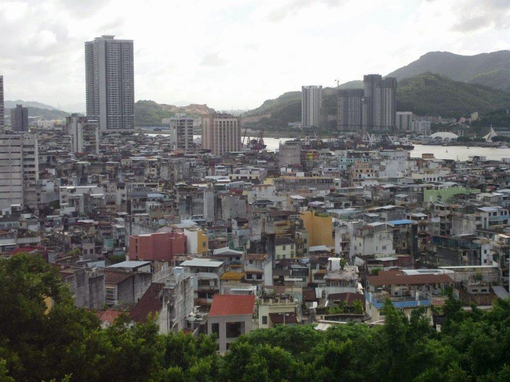 Panorama oras Macao
