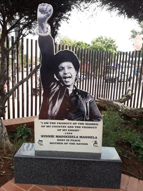 Soweto Winnie Mandela