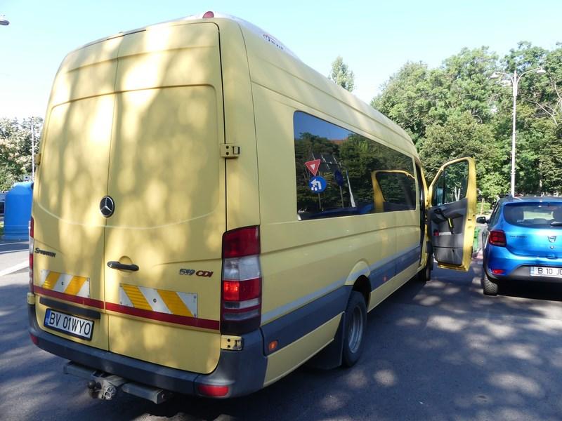 Microbuz spre Tara Fagarasului