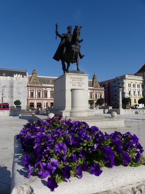 Statuia lui Ferdinand I