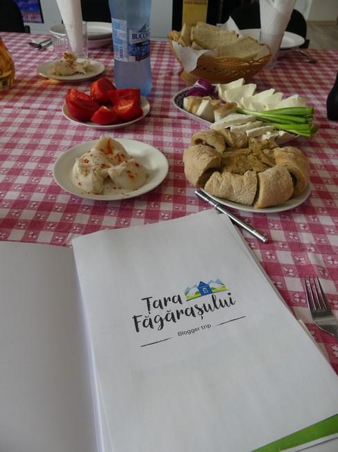 Bun venit in Tara Fagarasului