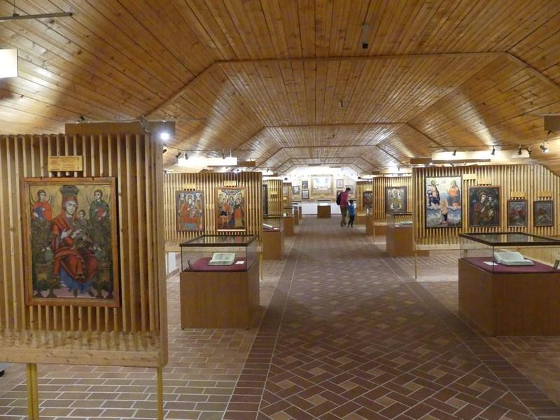 Muzeu Manastirea Sambata de Sus