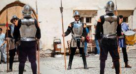 Strajeri Cetatea Fagarasului