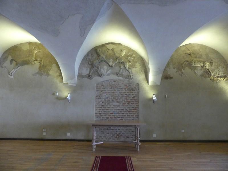 Interior Cetatea Oradea