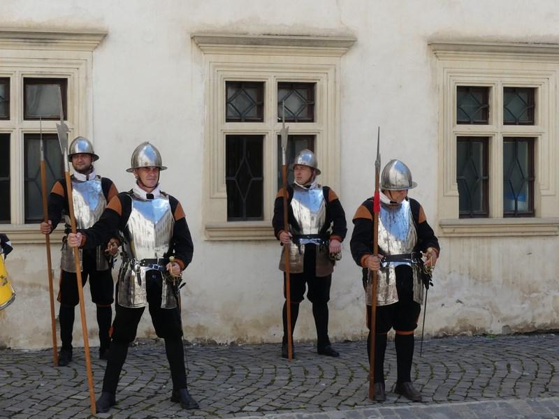 Garda Cetatii Fagarasului