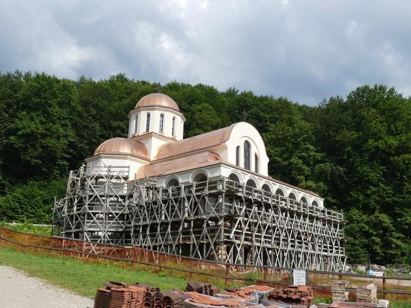 Manastire Sinca Noua