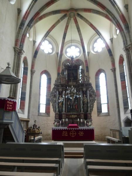 Biserica evanghelica Carta
