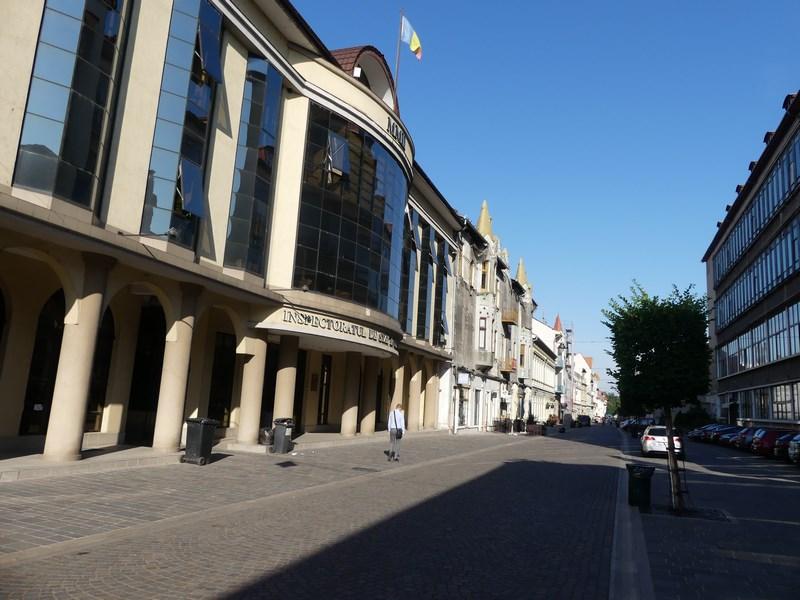 Strada pietonala Oradea