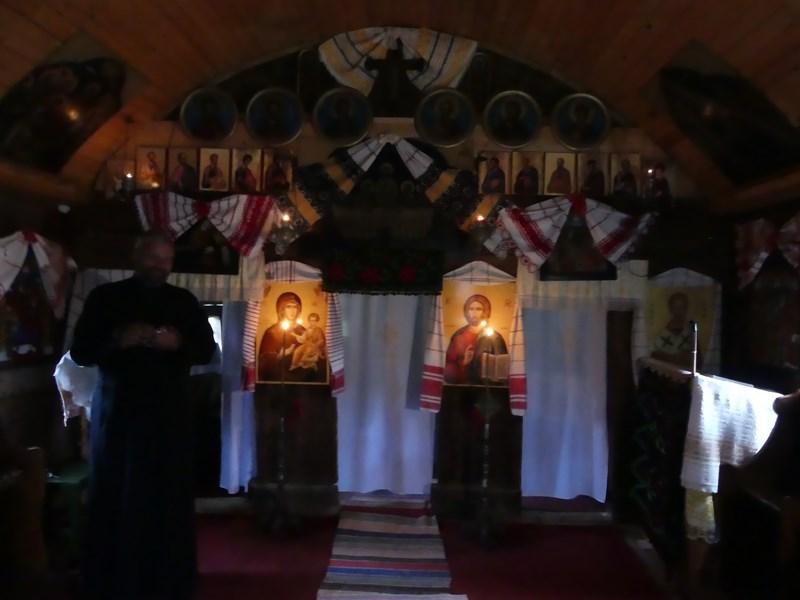 Altar Sinca Noua