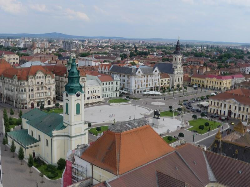 Piata Unirii Oradea