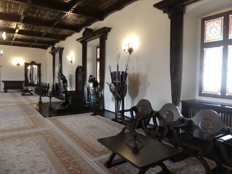 Sala tronului Fagaras