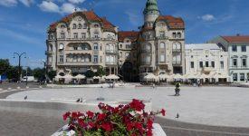 Palatul Vulturului Negru Oradea