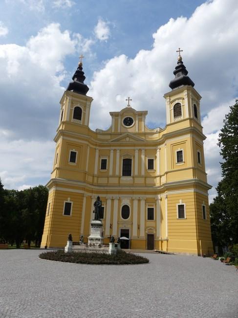Catedrala catolica Oradea