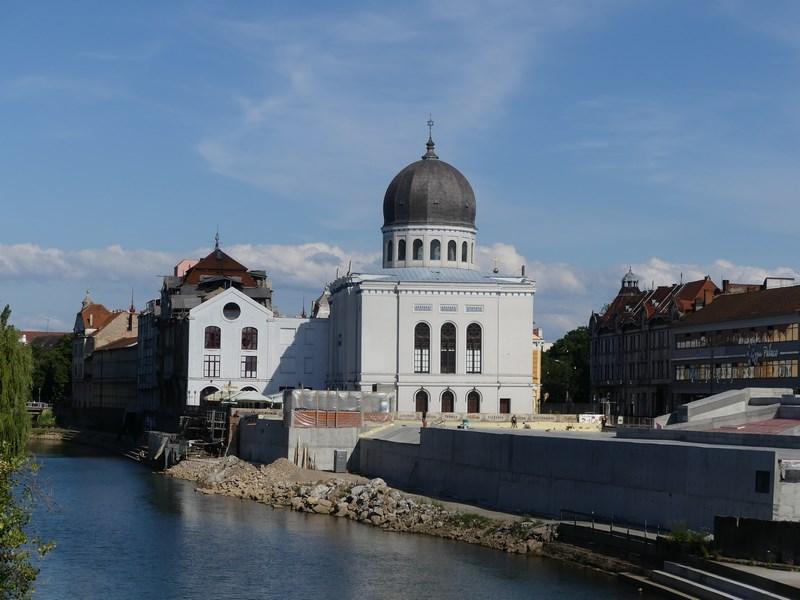 Sinagoga Sion Oradea