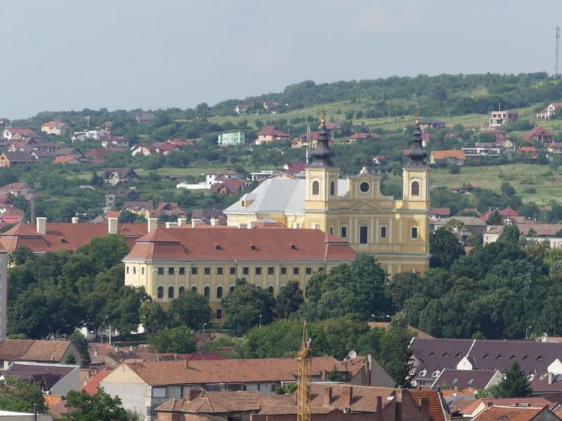 Zona catolica Oradea