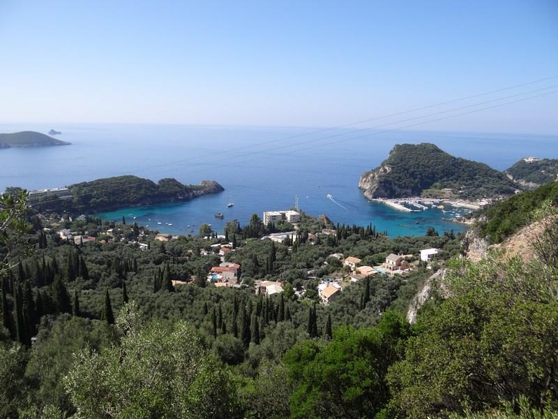 . Paleokastritsa Corfu