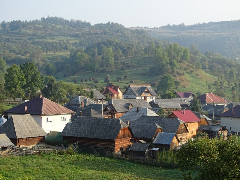 Maramures sat Poienile Izei