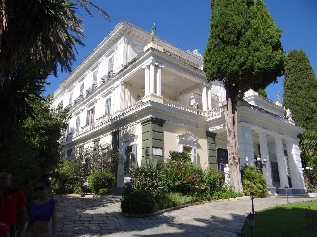 Achileion Corfu