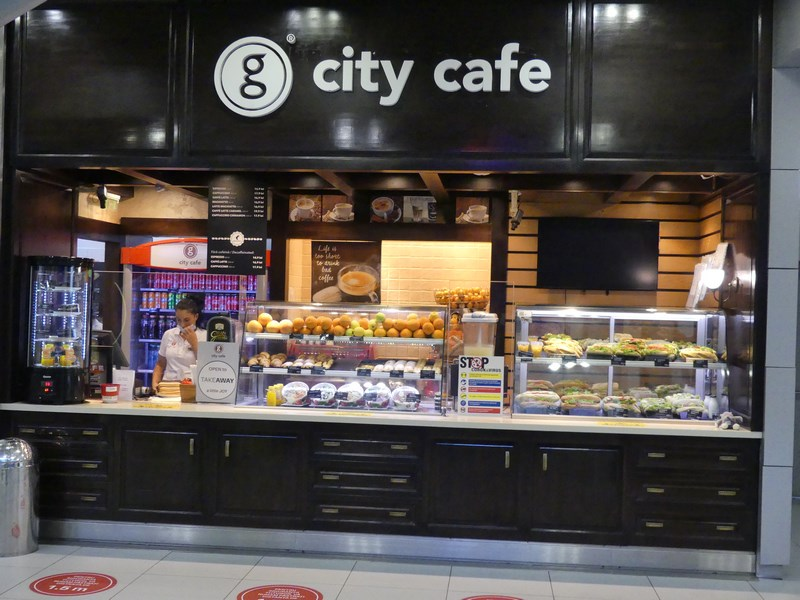 City Cafe aeroport