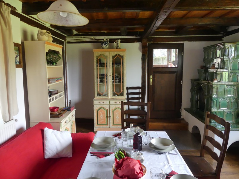 Bucatarie Traditional Casa