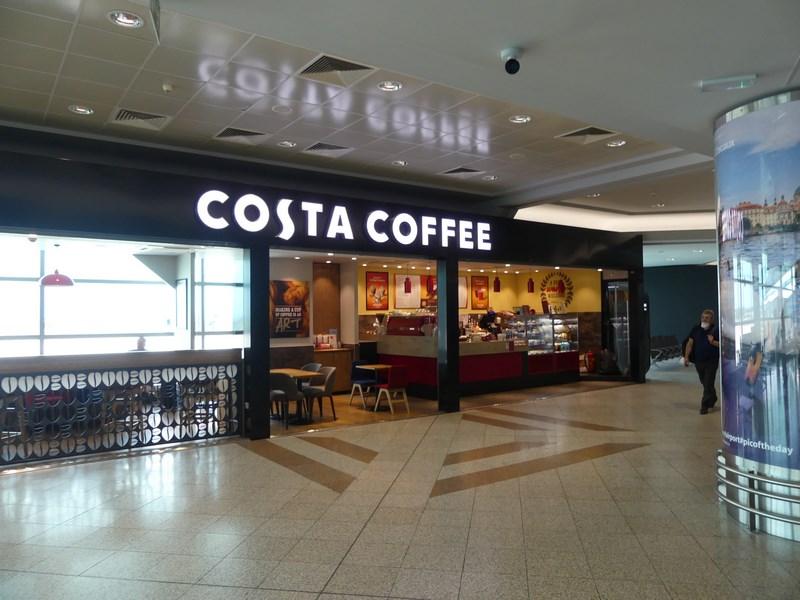 Costa Coffee Praga