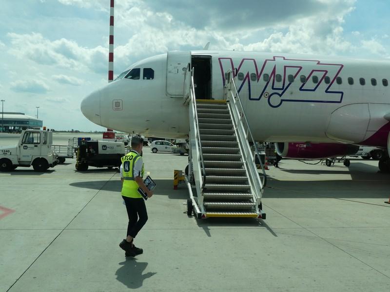 Wizz Air Praga