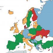 Restrictii Europa