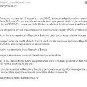 Serbia Consul