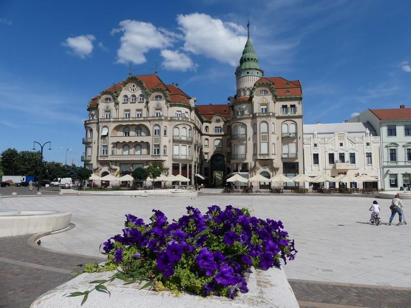 Piata Unirii City Break Oradea