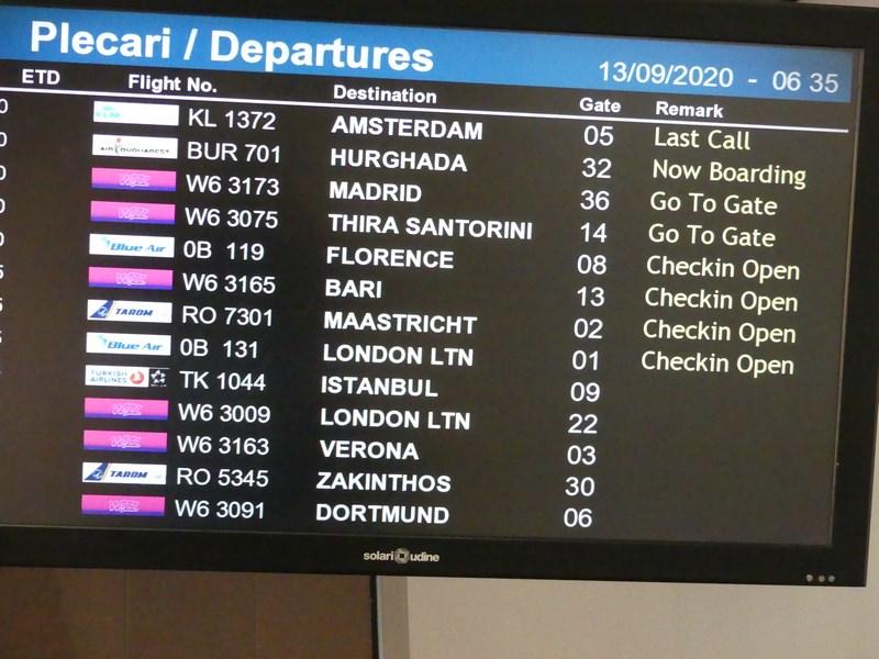 Zborul de Santorini