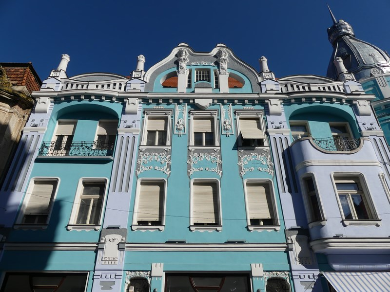 Art Nouveau City Break Oradea