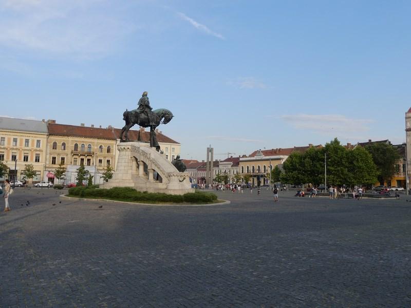 Piata Unirii City Break Cluj Napoca