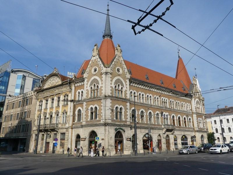 Cladire City Break Cluj Napoca