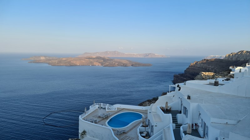 Rasarit de soare Santorini
