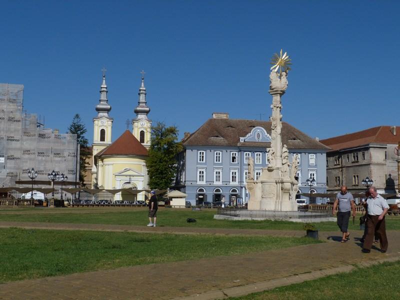 Piata Unirii City Break Timisoara