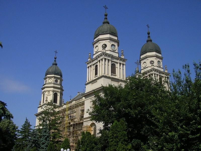 . Mitropolia Moldovei City Break Iasi