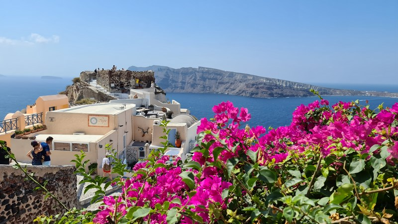 Cetate Oia Santorini