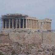 Panorama Parthenon Atena