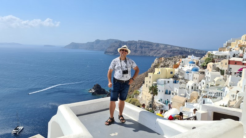 Oia Santorini Ciclade