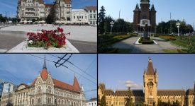 City break Romania