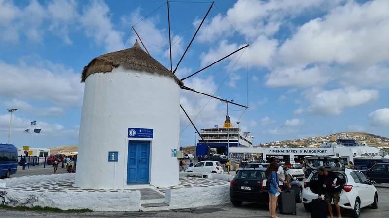 Port Paros