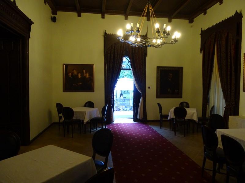 Interior Palat Buftea