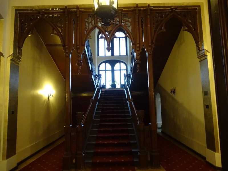 Interior Palat Stirbey