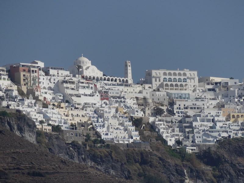 Fira capitala Santorini