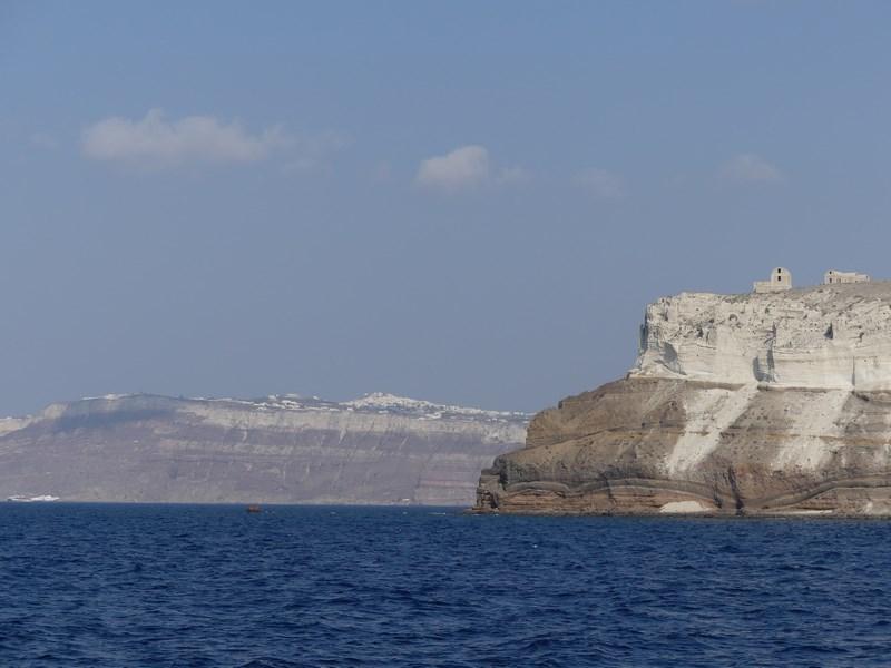Zapada in Santorini