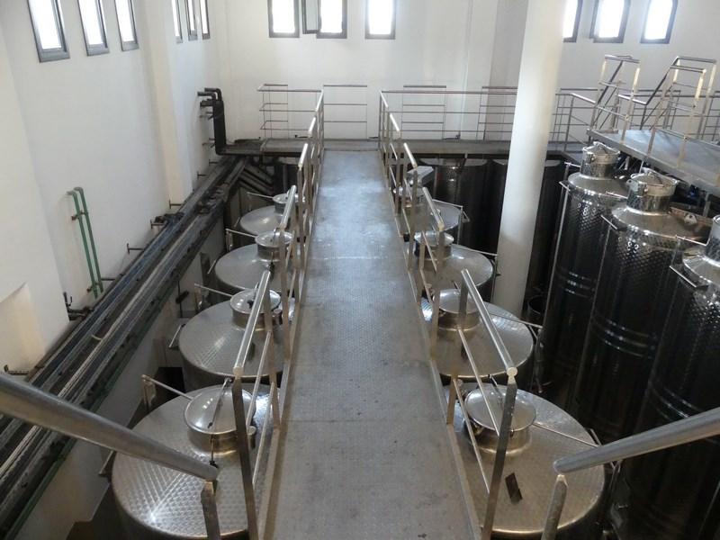 Fabrica de vin Argyros