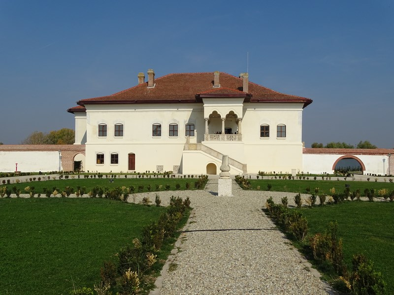 Palatul Potlogi Brancoveanu