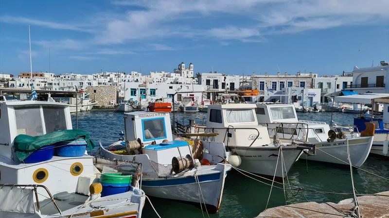 Portul vechi Naoussa