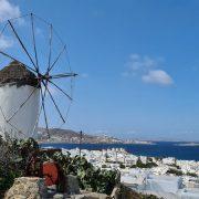 Moara de vant Mykonos