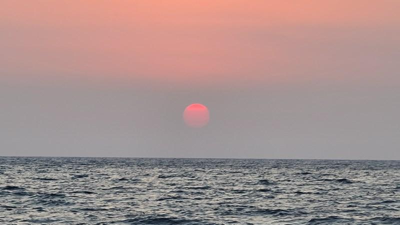 Apus de soare in Grecia